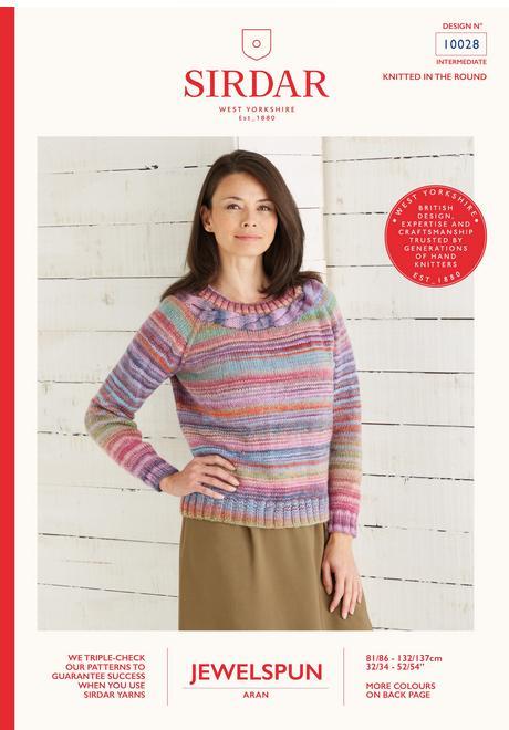 Womens Sweater Knitting Patterns