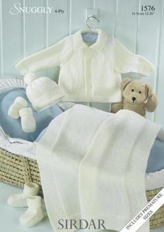 Baby Shawls Amp Blankets Knitting Patterns