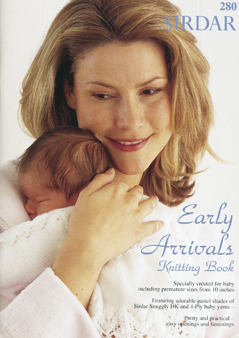 280 Early Arrivals Knitting Book
