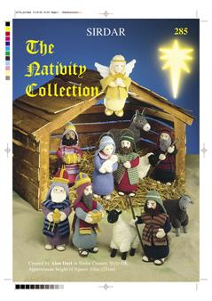 285 The Nativity Collection by Alan Dart
