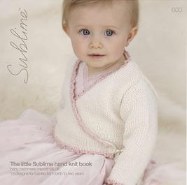 600 The Little Sublime Hand Knit Book
