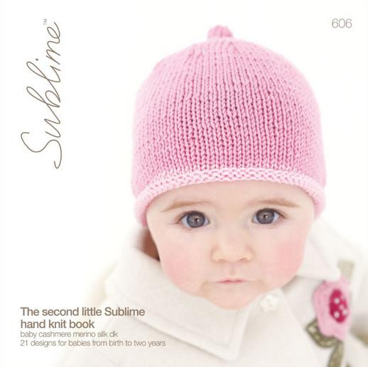 606 The Second Little Sublime Hand Knit Book
