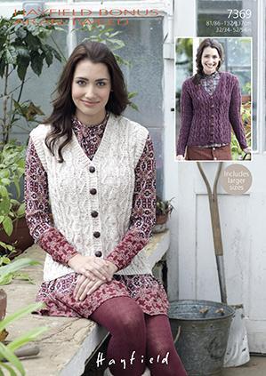 Women S Waistcoats Knitting Patterns