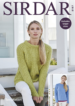 b08d60203 Womens Sweater Knitting Patterns