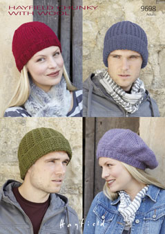 d68f2165b24 Men s Scarves   Accessories Knitting Patterns