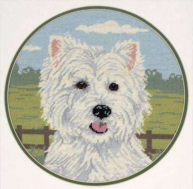 MR77647 West Highland Terrier