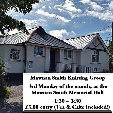 Mawnan Knitting Group