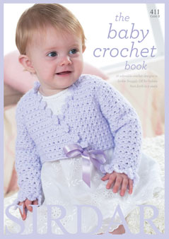 411 The Baby Crochet Book
